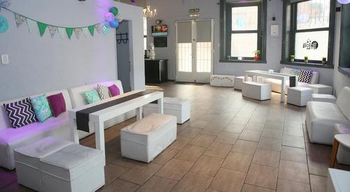 salon para eventos en villa crespo / palermo