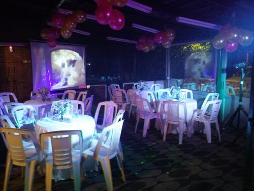 salón para eventos, infantiles, despedidas, cumple, sociales