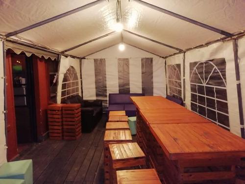salón para eventos - tenedor libre - incluye salon