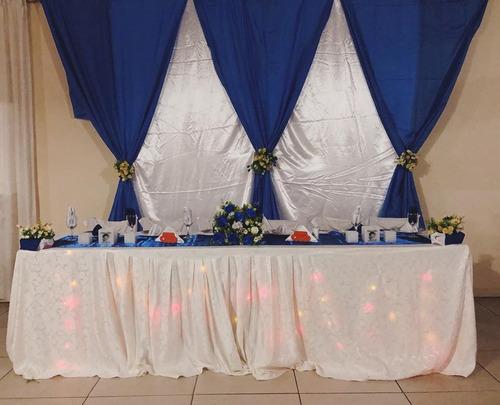 salon para fiestas cumpleaños - 15 años - casamiento
