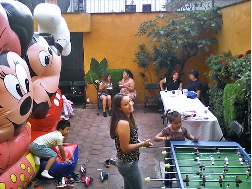 salon para fiestas infantiles y baby showers 70-80 personas