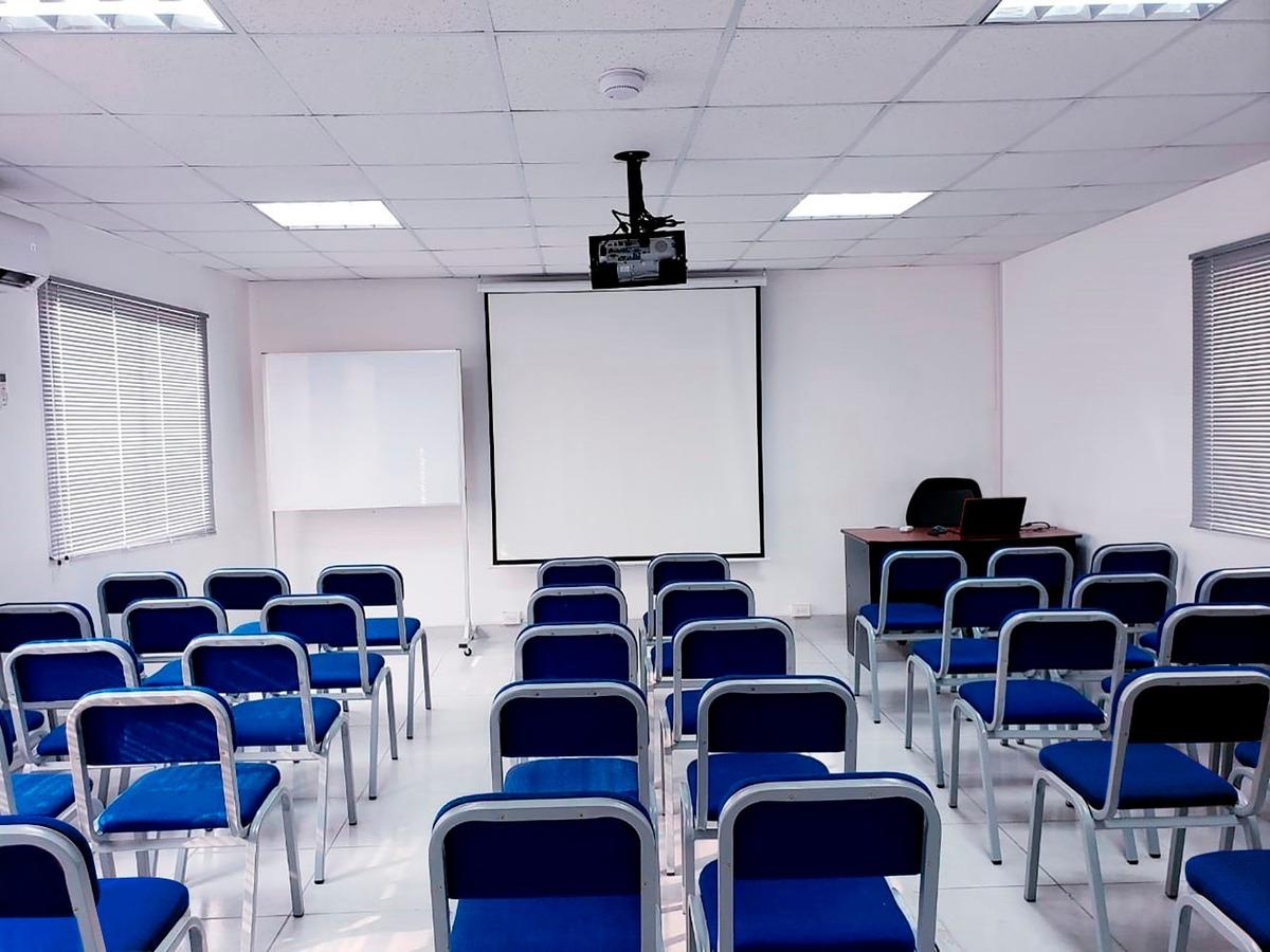 salones de clase para capacitaciones