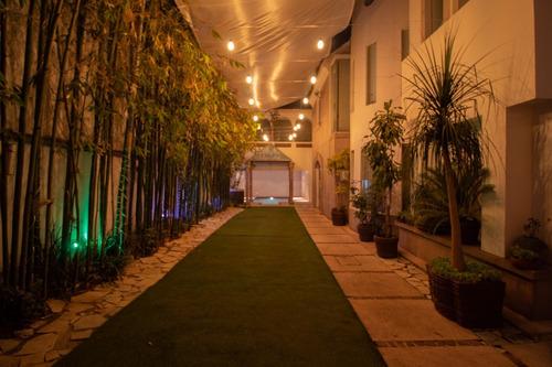 salones eventos jardín