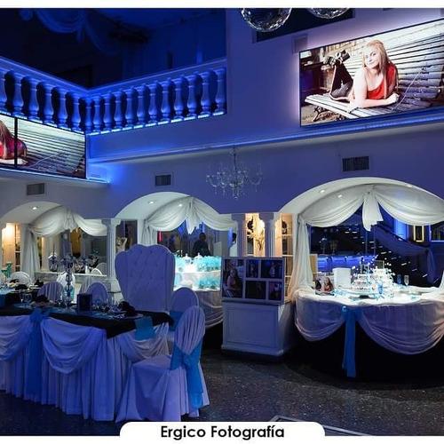 salones-fiestas-eventos-15 años -casamientos-residencias-