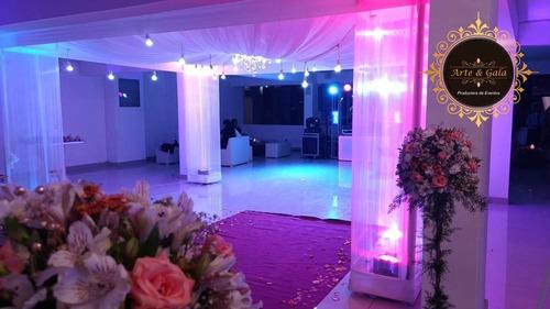 salones para fiestas matrimonios, 15 años en la molina