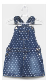 23d155f4b Vestido Jeans Menina 8 Anos - Calçados, Roupas e Bolsas com o Melhores  Preços no Mercado Livre Brasil