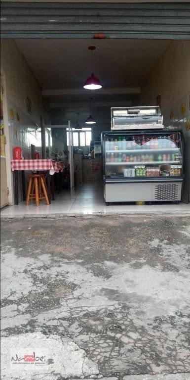 salão(ponto comercial), à venda, 45 m² por r$ 100.000 - vila carmosina - são paulo/sp - sl0046
