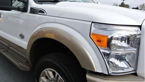 salpicadera derecha ford f250 f350 f450 2011 - 2013 #