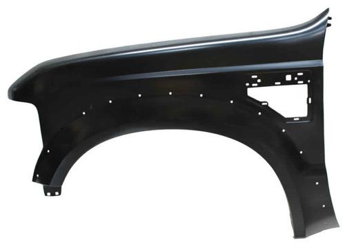 salpicadera ford super duty 08-10 c/hoyo p/mold izq