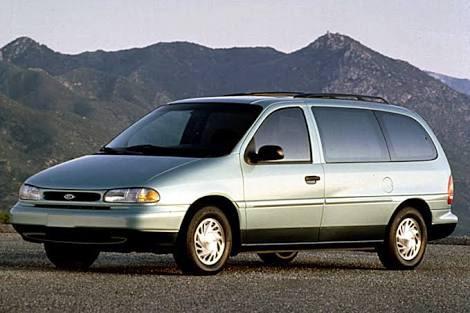 salpicadera ford windstar 1995 96 97 98 nueva
