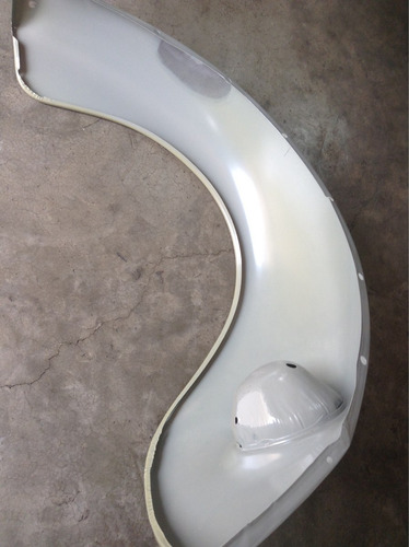 salpicadera original vocho guarda fango del. izq. 70-03 1pz