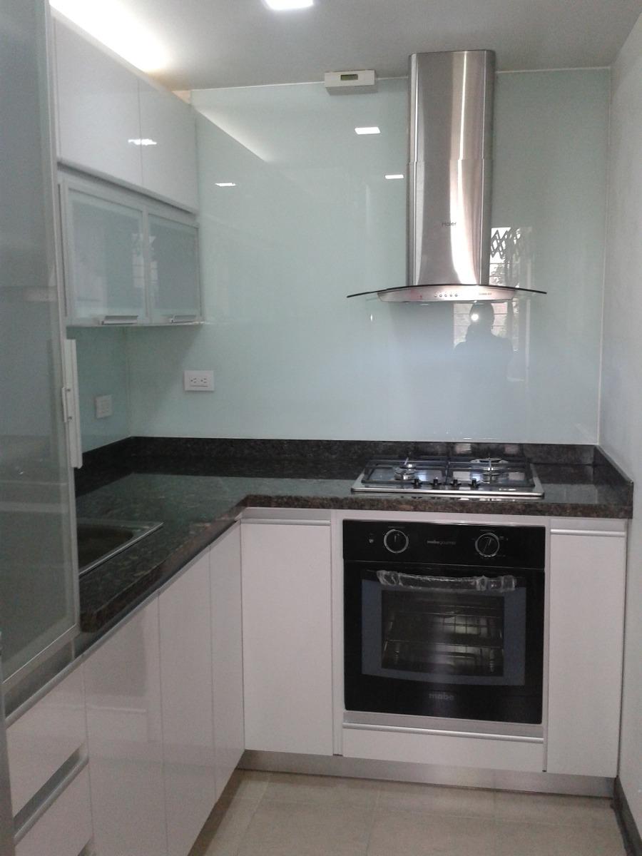 Salpicaderos en vidrio para su cocina paredes otros en - Cristal para cocina ...
