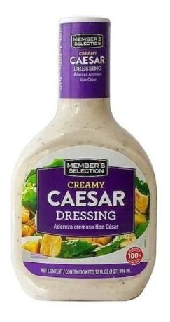 salsa aderezo césar member's selection 9 - g a $31