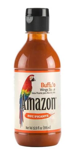 salsa amazon buffalo picante x 355ml