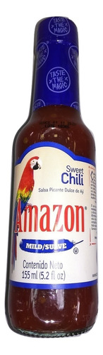 salsa amazon suave - ml a $ 89