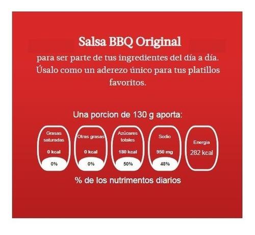 salsa bbq hunt´s  510 g - g a $39