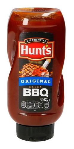 salsa bbq hunts original 620 gr