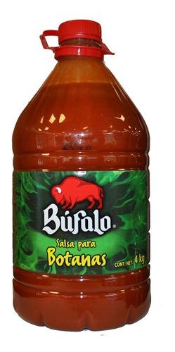 salsa bufalo para botanas 4 kg