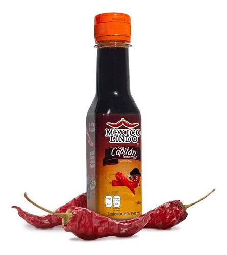 salsa capitan gourmet