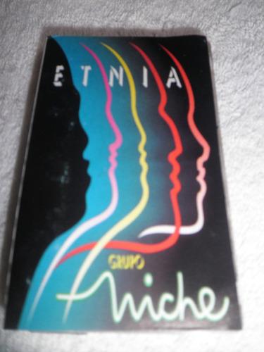salsa cassette el grupo niche - etnia (edic. venezuela 1996)