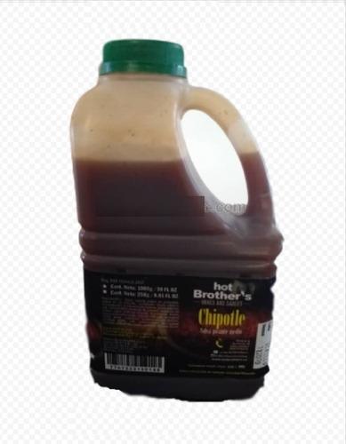salsa chipotle 1kg para restaurantes, cocina