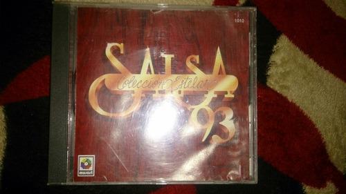 salsa colección estelar 93