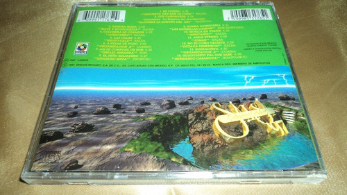 salsa coleccion estelar '97 cd serie de coleccion musart