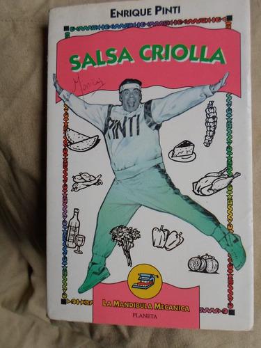 salsa criolla - enrique pinti
