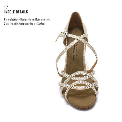 salsa danza bachata tango boda zapatos de baile latino401
