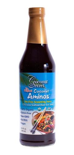 salsa de coco - coconut secret -500ml