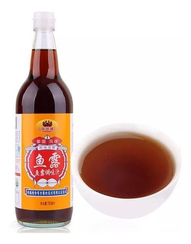 salsa de pescado yong yi fish oriental 750 ml