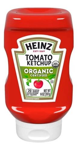 salsa de tomate heinz organica x 397 g - g a $59