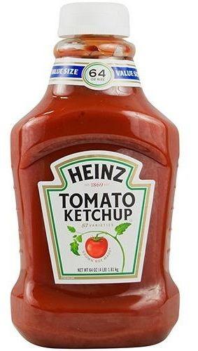 salsa de tomate ketchup heinz squeeze 1. - g a $227