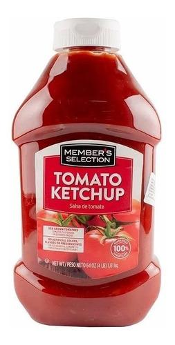 salsa de tomate members selection (64 oz) (4 lb) 1,81 kg