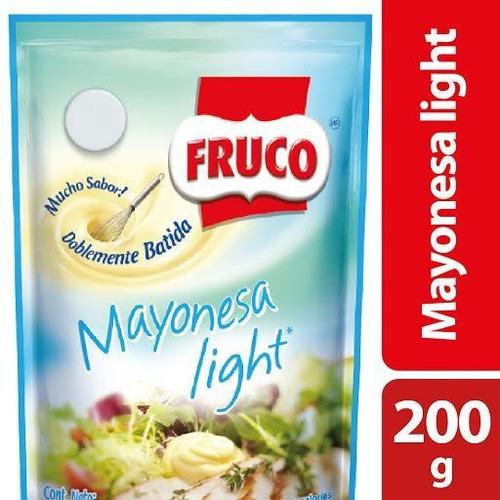 salsa fruco mayonesa light x200g