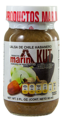 salsa habanera kut marin