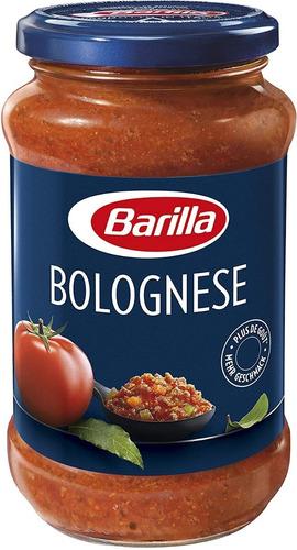 salsa italiana barilla bolognesa 400g envio gratis caba