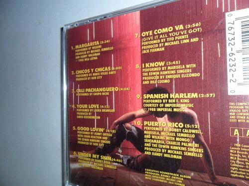 salsa it's hot soundtrack de la pelicula salsa caliente
