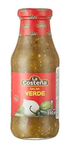 salsa mexicana verde la costeña*250g