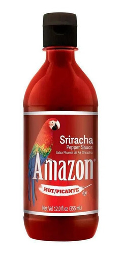 salsa picante ají sriracha amazon medio - g a $50