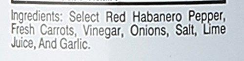 salsa picante de marie sharp, pimiento habanero, 10 onzas