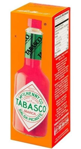 salsa picante tabasco roja original 60ml 01almacen