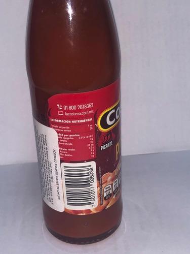 salsa picante x 145 la costeña la marca nº1 en méxico