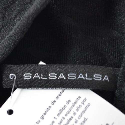 salsa salsa bluson negro g msrp $500