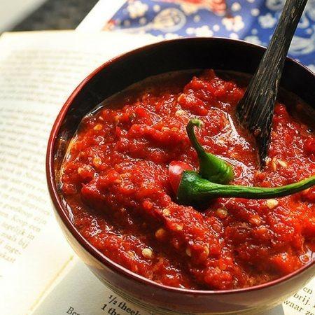 salsa sambal 18oz / 510g