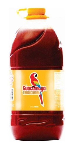 salsa sinaloense la guacamaya tradicional 5 lt