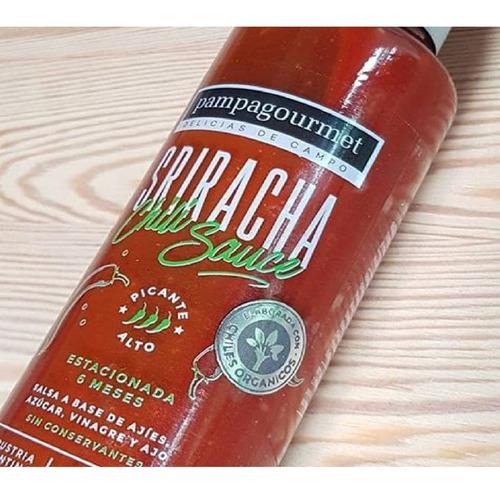 salsa srilacha picante x300cc