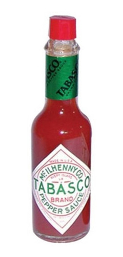 salsa tabasco 150ml - ml a $137