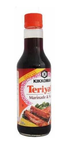 salsa teriyaki para sushi y preparación x 296g
