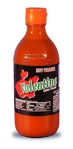 salsa valentina negra - 370ml - ml a $76